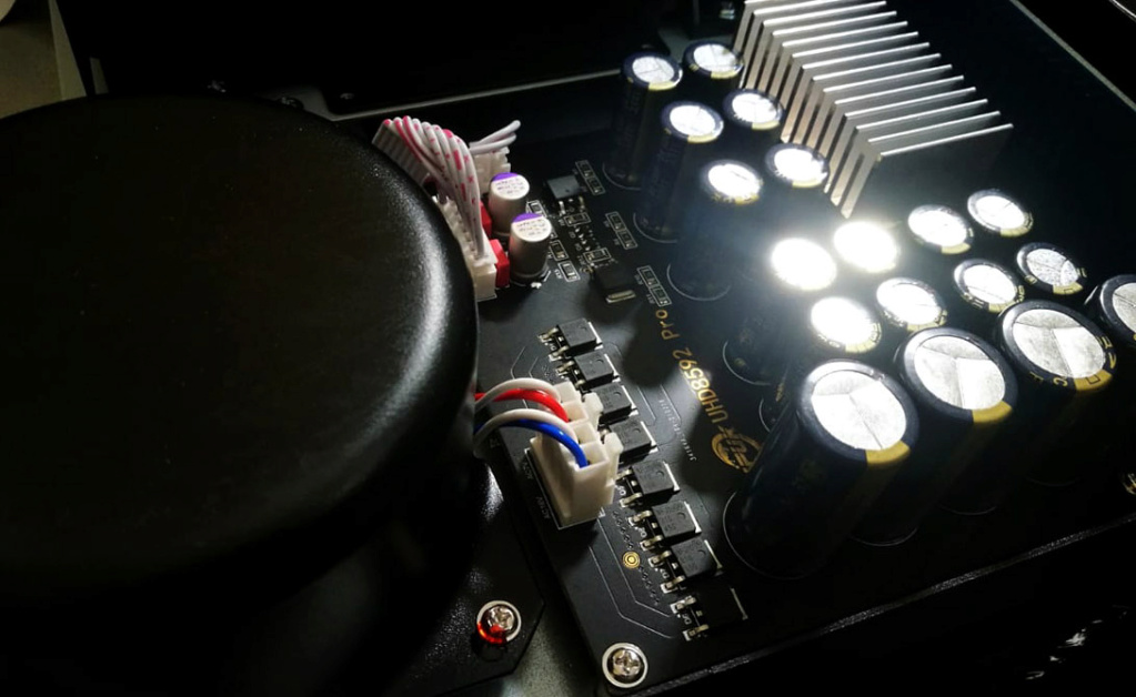 IPUK UHD8592 4K Ultra HD Bluray Universal Player 23817210