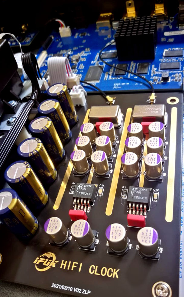 IPUK UHD8592 4K Ultra HD Bluray Universal Player 24065710