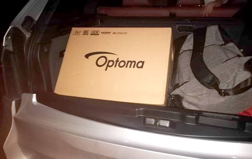 Optoma UHD50 4K Ultra HD Home Theater Projector 61972710