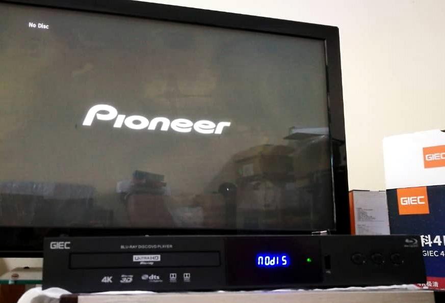 GIEC BDP-G5300 4K Ultra HD Bluray, 3D Bluray, DVD player. Affordable, Cinavia Free, Region Free, Optional Jailbreak/Mod G5300_10