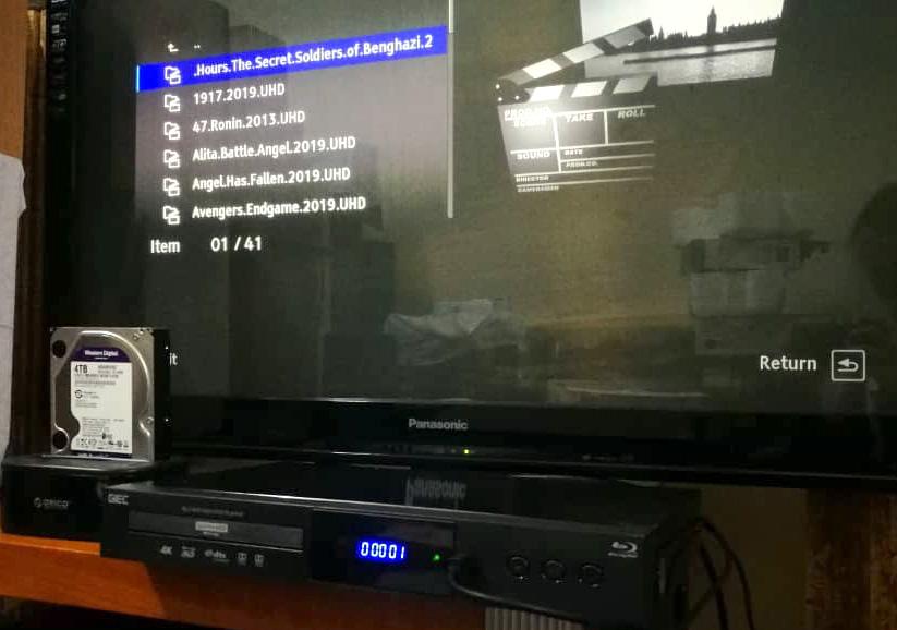 GIEC BDP-G5300 4K Ultra HD Bluray, 3D Bluray, DVD player. Affordable, Cinavia Free, Region Free, Optional Jailbreak/Mod Giec_e12