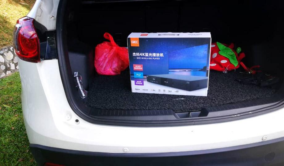 GIEC BDP-G5300 4K Ultra HD Bluray, 3D Bluray, DVD player. Affordable, Cinavia Free, Region Free, Optional Jailbreak/Mod Giec_g11