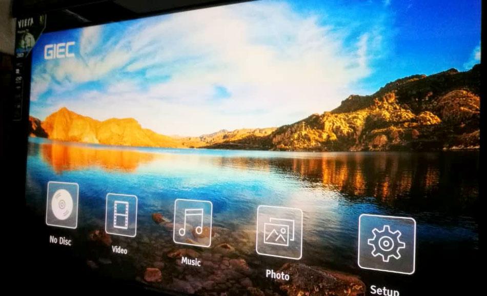 GIEC BDP-G5300 4K Ultra HD Bluray, 3D Bluray, DVD player. Affordable, Cinavia Free, Region Free, Optional Jailbreak/Mod Giec_n10