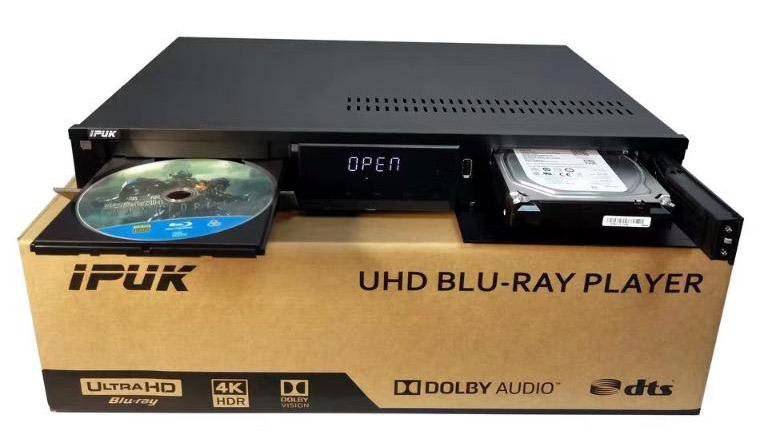 IPUK UHD8582 4K UltraHD 3D Bluray Universal + Harddisk Media Player Ipuk_u10