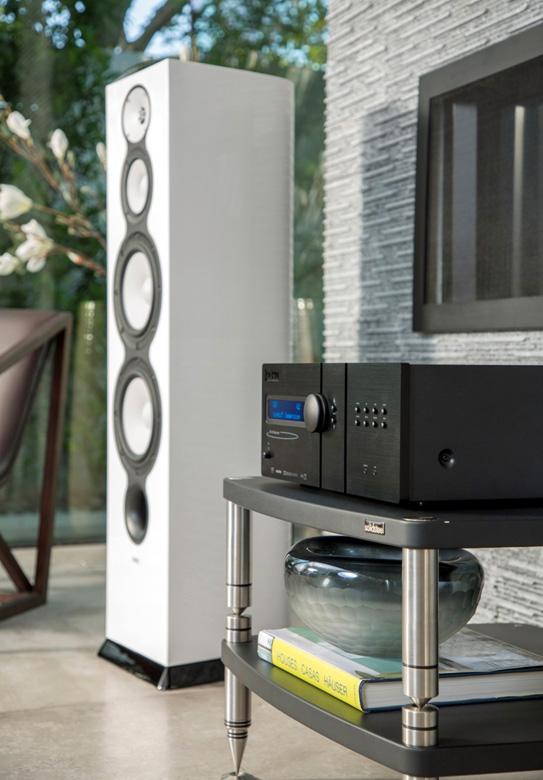 Lexicon MC-10 Immersive Surround Sound AV Processor 11.2 Pre outs, Dirac Live, 5 Years Warranty Lexico12