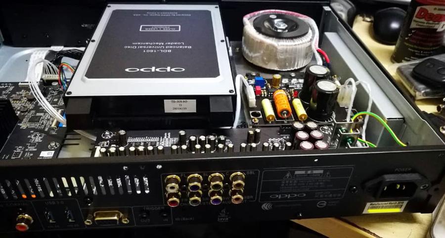 Oppo UDP-203 4K Ultra HD Bluray Universal Player (3D Bluray, CD,SACD,DVD) *Modded Oppo_214