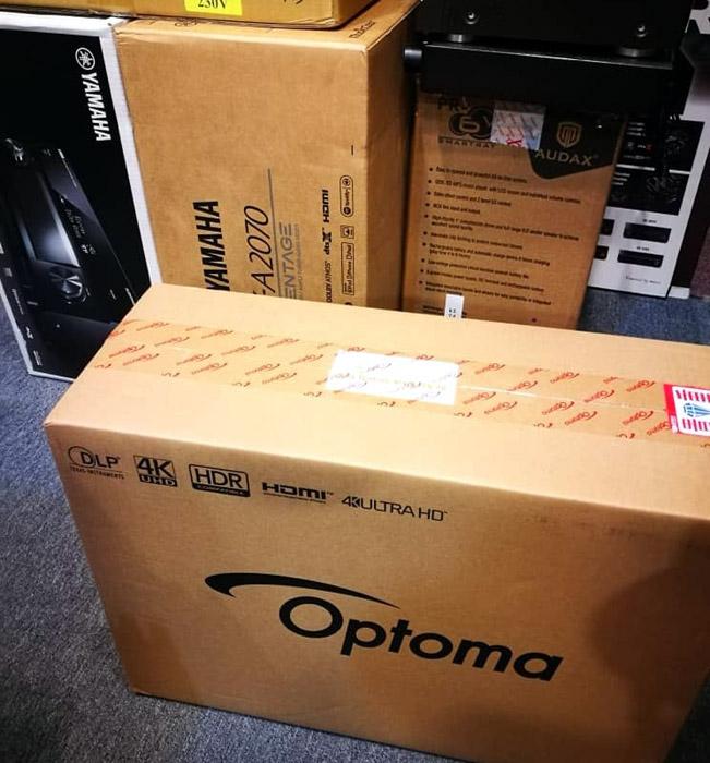 Optoma UHD50 4K Ultra HD Home Theater Projector Optoma11