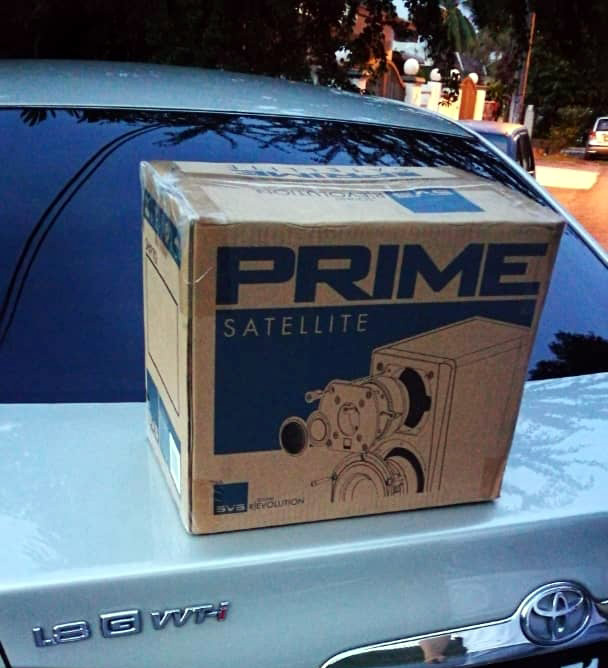 SVS Prime Satellite 5.1 Surround Sound System Svs_pr13
