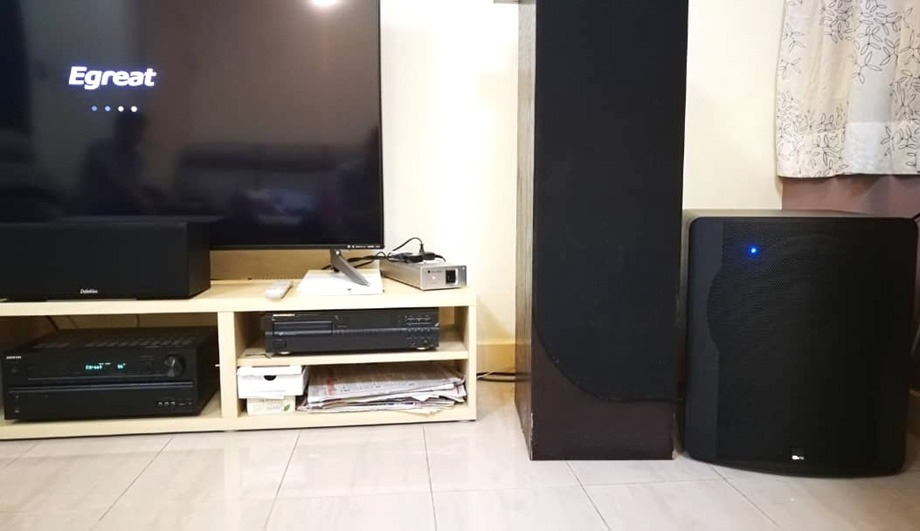"""SVS PB-2000 Subwoofer, 12"""", Ported, 500W RMS Whatsa14"""