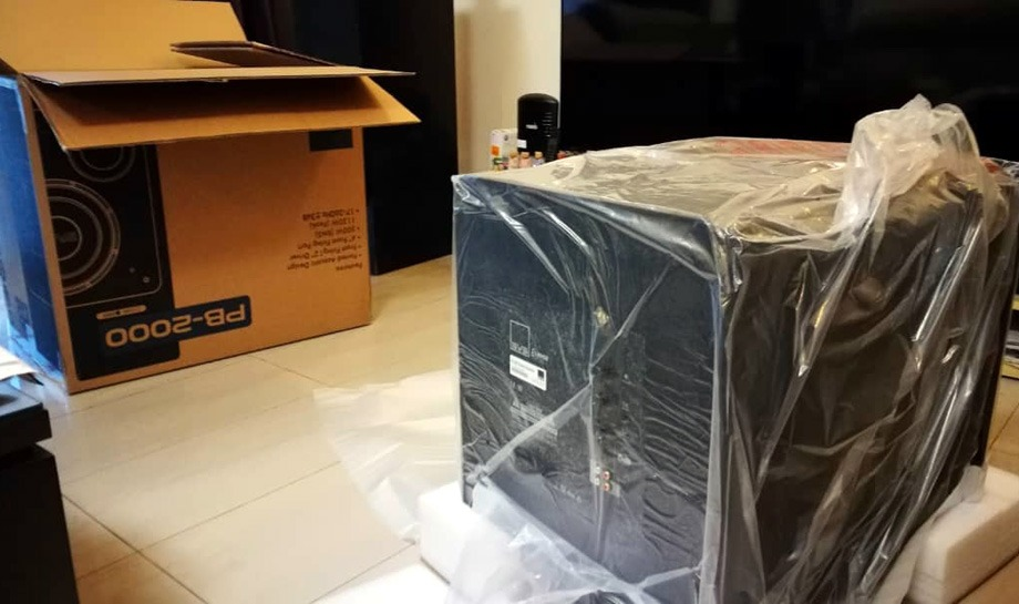 """SVS PB-2000 Subwoofer, 12"""", Ported, 500W RMS Whatsa15"""