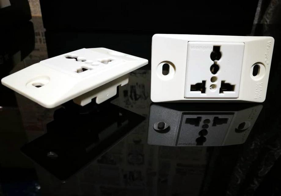 Original Wonpro universal power socket inlet  Wonpro11