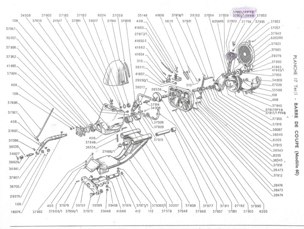 ( Recherche ) poulie motrice barre de coupe Staub PP3 PP4 Fauch11