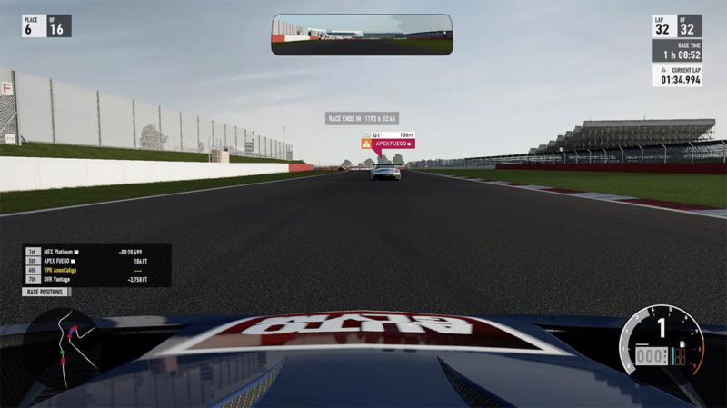 British GT eSports Championship 2019 - LIVE TIMING Tora_b10