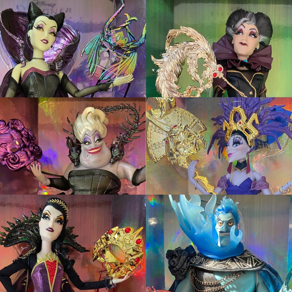 Disney Midnight Masquerade Designer Collection (depuis 2019) - Page 35 009ca410