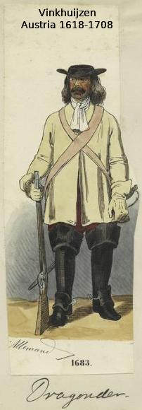 Austrian Uniforms Vinkhuijzen collection NYPL 017_au10