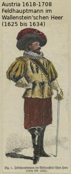 Austrian Uniforms Vinkhuijzen collection NYPL 023_au10