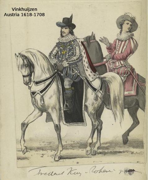 Austrian Uniforms Vinkhuijzen collection NYPL 024_au10