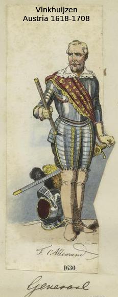 Austrian Uniforms Vinkhuijzen collection NYPL 027_au10