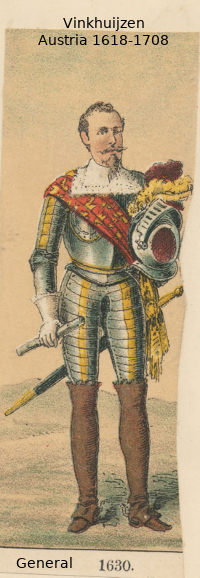 Austrian Uniforms Vinkhuijzen collection NYPL 028_au10