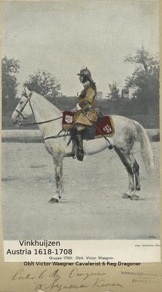 Austrian Uniforms Vinkhuijzen collection NYPL 036_au10