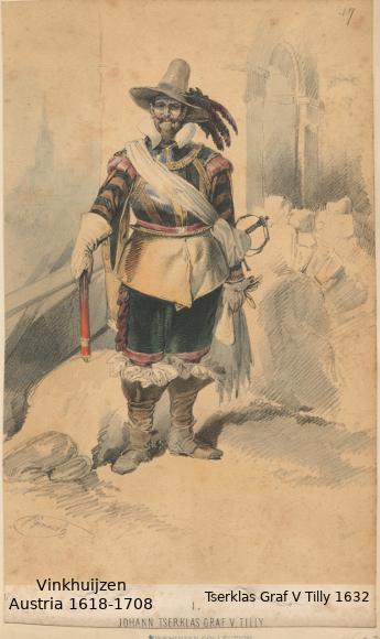 Austrian Uniforms Vinkhuijzen collection NYPL 047_au10