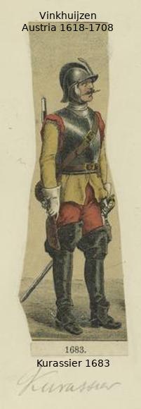 Austrian Uniforms Vinkhuijzen collection NYPL 050_au10