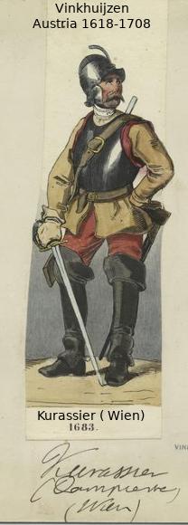 Austrian Uniforms Vinkhuijzen collection NYPL 054_au10