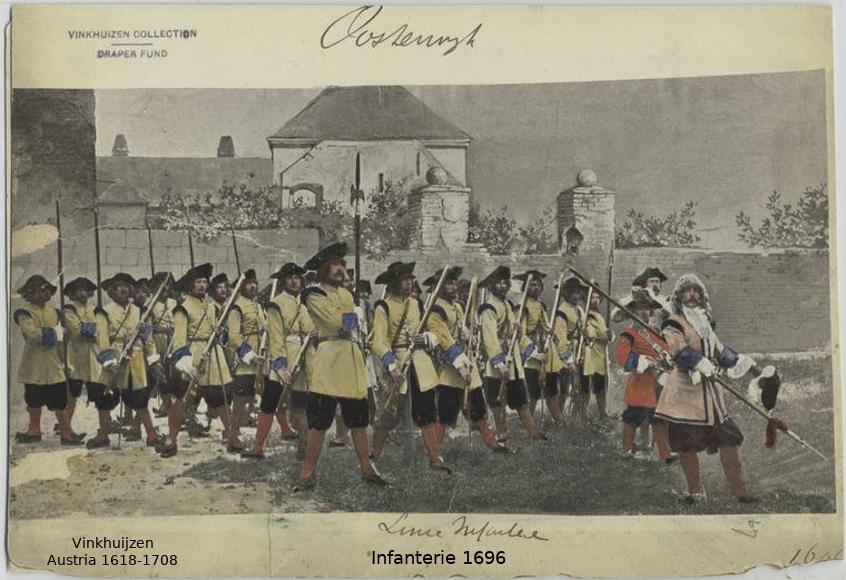 Austrian Uniforms Vinkhuijzen collection NYPL 056_au10