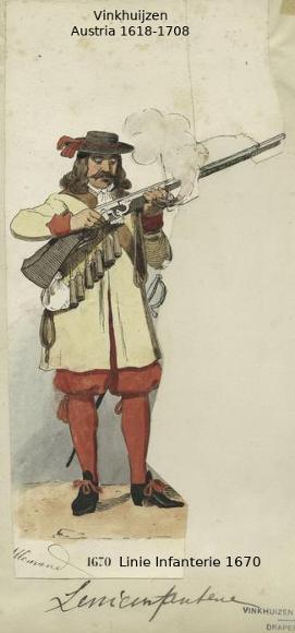 Austrian Uniforms Vinkhuijzen collection NYPL 058_au10