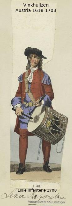 Austrian Uniforms Vinkhuijzen collection NYPL 059_au10