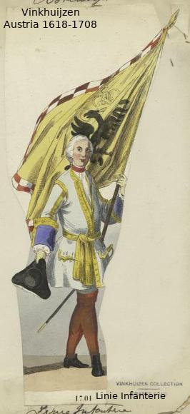 Austrian Uniforms Vinkhuijzen collection NYPL 060_au12