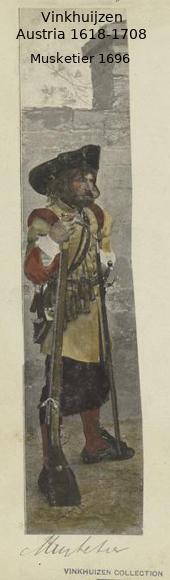 Austrian Uniforms Vinkhuijzen collection NYPL 063_au10