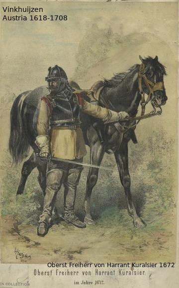 Austrian Uniforms Vinkhuijzen collection NYPL 067_au10