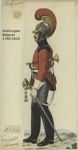 Belgium from 1330 - Vinkhuijzen collection 1790-105