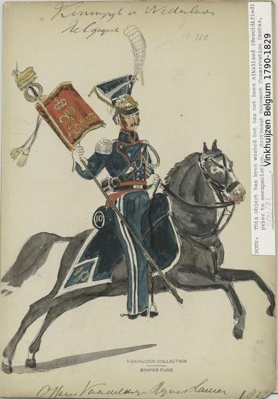 Belgium from 1330 - Vinkhuijzen collection 1790-106
