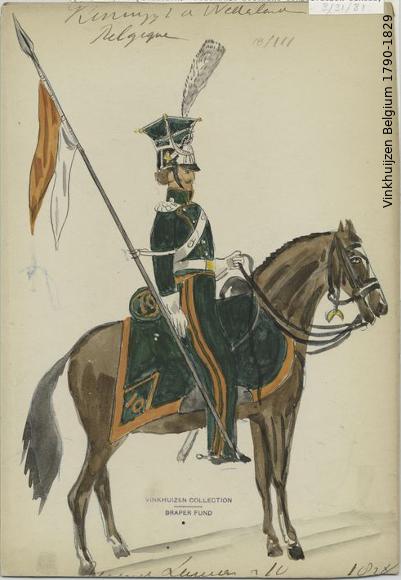 Belgium from 1330 - Vinkhuijzen collection 1790-107