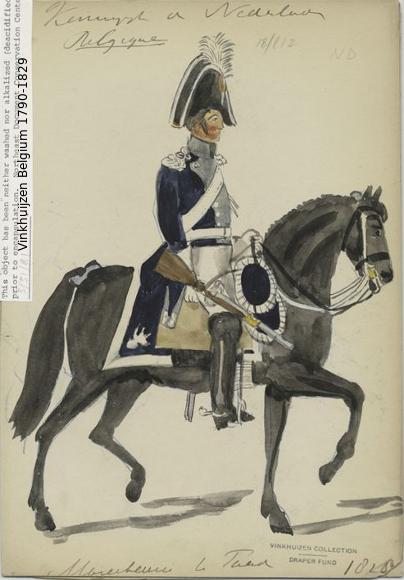 Belgium from 1330 - Vinkhuijzen collection 1790-108
