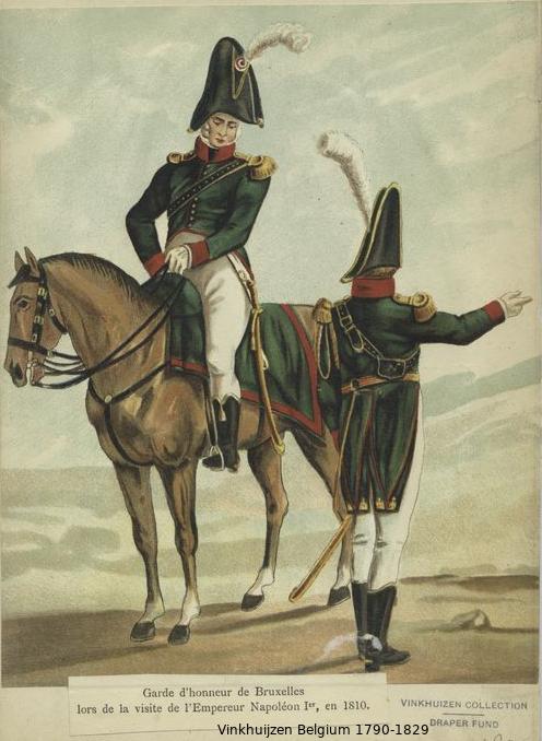 Belgium from 1330 - Vinkhuijzen collection 1790-111