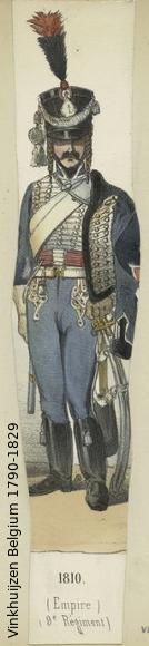 Belgium from 1330 - Vinkhuijzen collection 1790-114