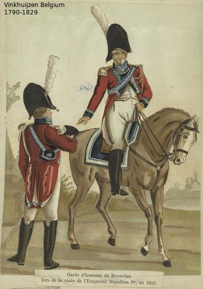 Belgium from 1330 - Vinkhuijzen collection 1790-116