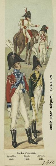 Belgium from 1330 - Vinkhuijzen collection 1790-119