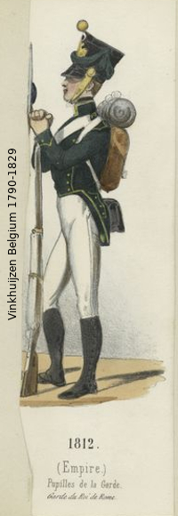 Belgium from 1330 - Vinkhuijzen collection 1790-121