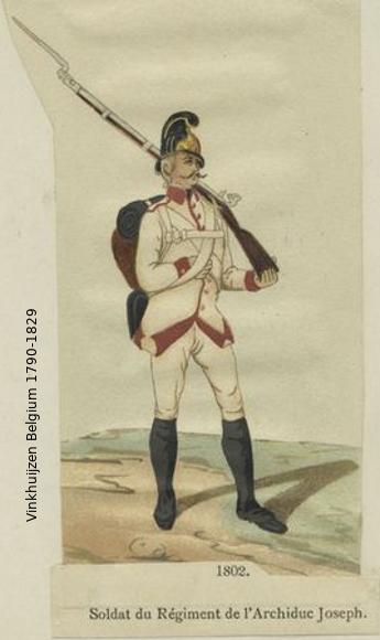 Belgium from 1330 - Vinkhuijzen collection 1790-122