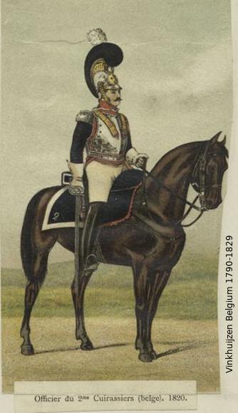 Belgium from 1330 - Vinkhuijzen collection 1790-123