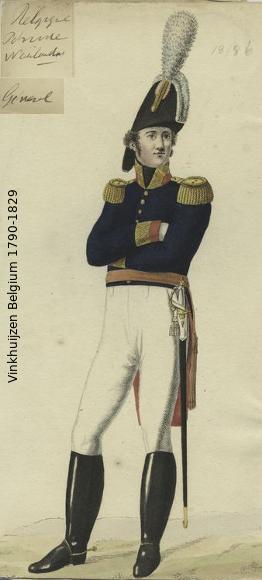Belgium from 1330 - Vinkhuijzen collection 1790-125