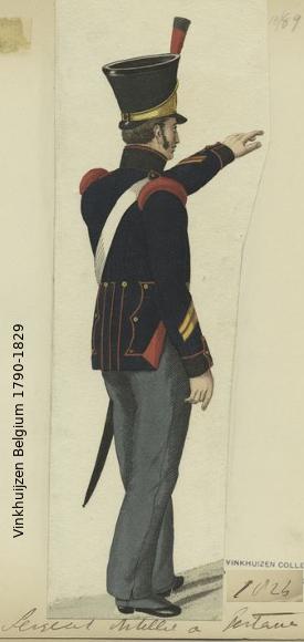 Belgium from 1330 - Vinkhuijzen collection 1790-128