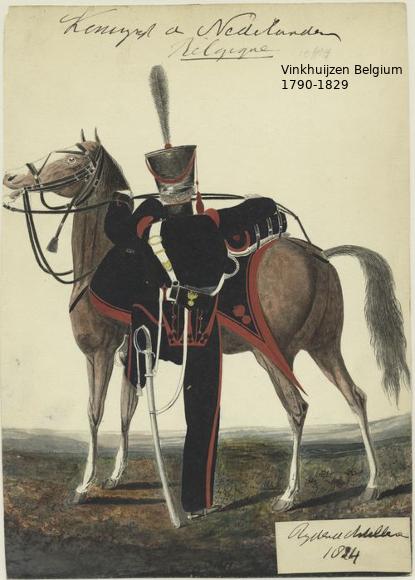 Belgium from 1330 - Vinkhuijzen collection 1790-133