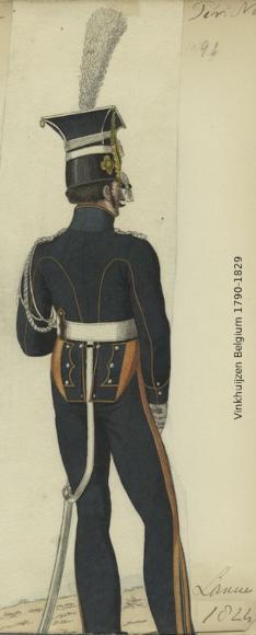 Belgium from 1330 - Vinkhuijzen collection 1790-134