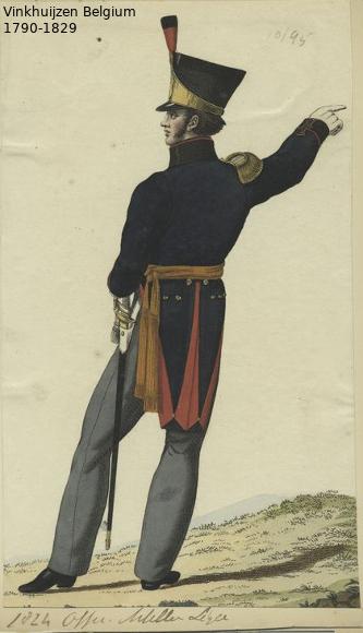 Belgium from 1330 - Vinkhuijzen collection 1790-136
