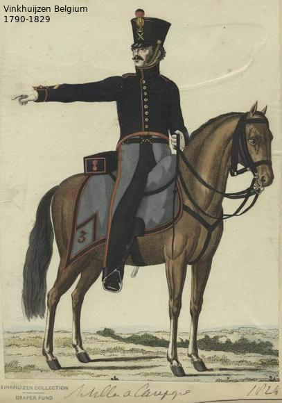 Belgium from 1330 - Vinkhuijzen collection 1790-138